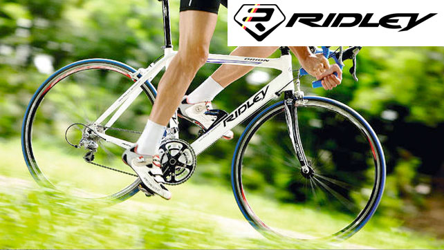 Ridley Bikes – New Partner !