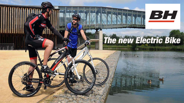 The new Electric bikes of BH now available @ Bestbike.