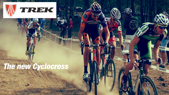 The new Cyclocross of TREK now available @ Bestbike.
