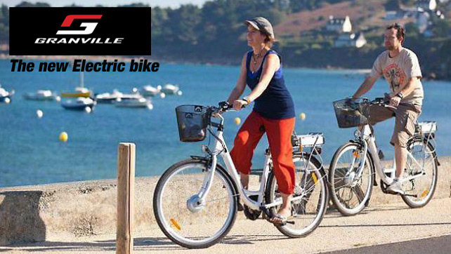 The new Electric bikes of Granville now available @ Bestbike.