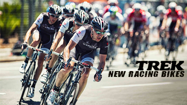 The Racing Bikes of TREK now available @ Bestbike.