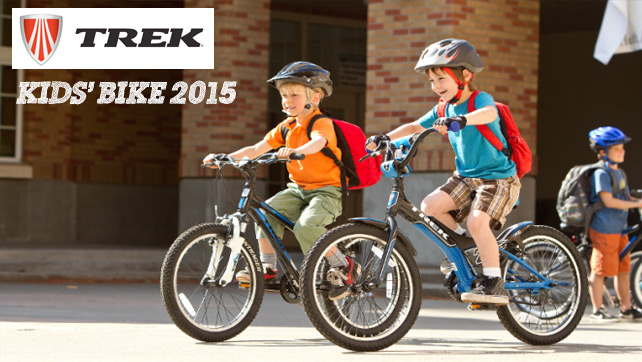 The new KIDS' BIKES of TREK now available @ Bestbike.