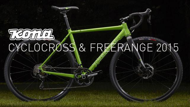 The new cyclocross collection of KONA now available @ Bestbike.