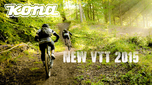 The new MTB collection of KONA now available @ Bestbike.